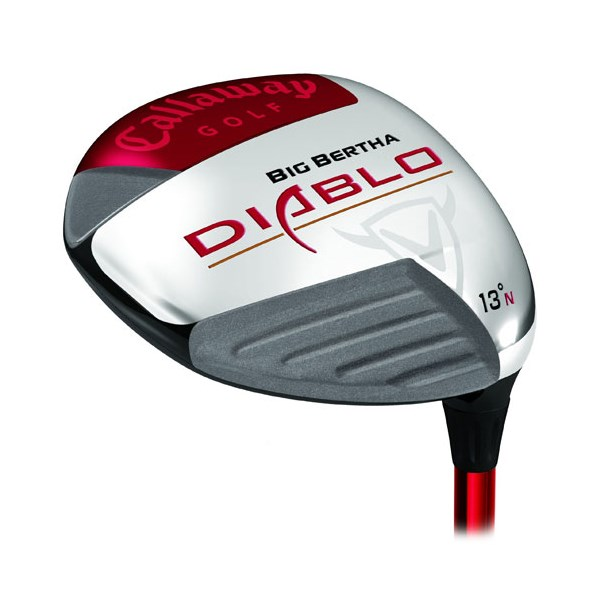 Callaway Big Bertha Diablo Fairway Wood (Graphite Shaft)