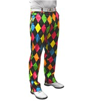 Royal And Awesome Mens Disco Diamonds Trouser