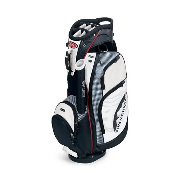 47099b508d7 Sun Mountain Diva Cart Bag Ladies