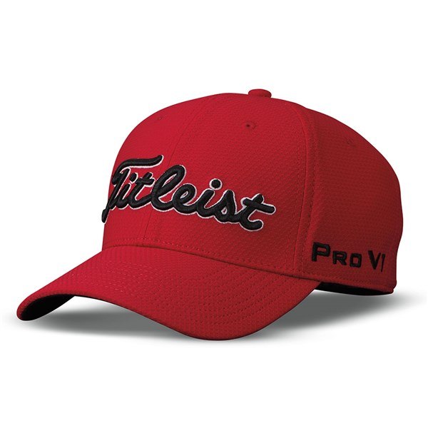 Titleist Dobby Tech Fitted Cap 2017