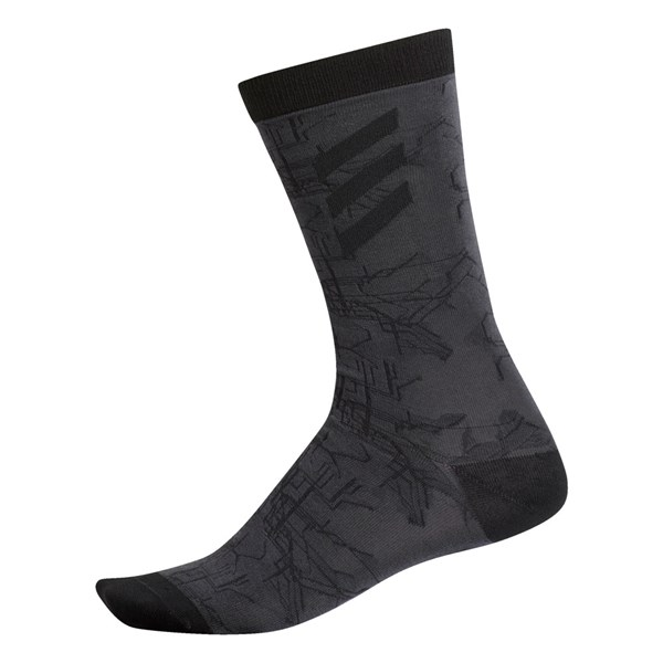 adidas Mens Adicross Printed Crew Socks
