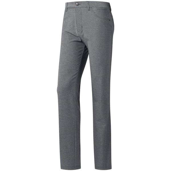 adidas Mens Ultimate 365 Heathered Five Pocket Trouser