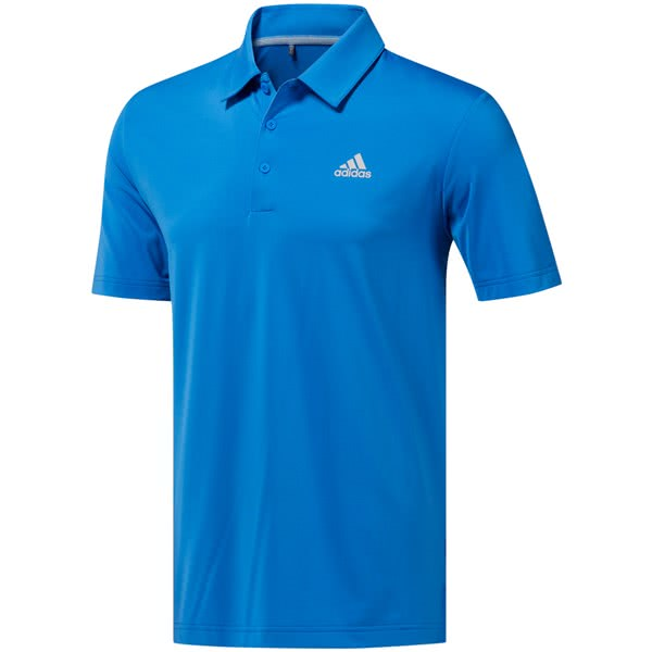 adidas Mens Ultimate 365 Solid Polo 2019 (Logo on Chest)