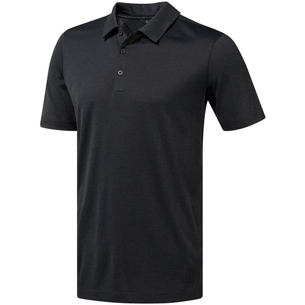 adidas Mens adicross No Show Transition Polo Shirt