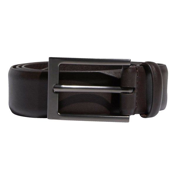adidas Mens Adipure Premium Leather Belt