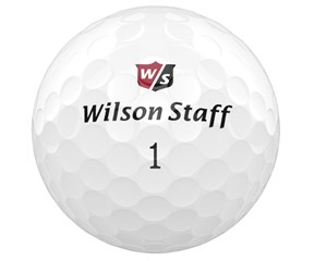 Wilson Staff DX3 Urethane Golf Balls  2 Ball Sleeve