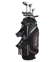 MacGregor DX Plus Package Set  Steel/Graphite