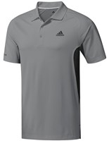 11643982 adidas Mens Ultimate 365 Climacool Solid Polo Shirt