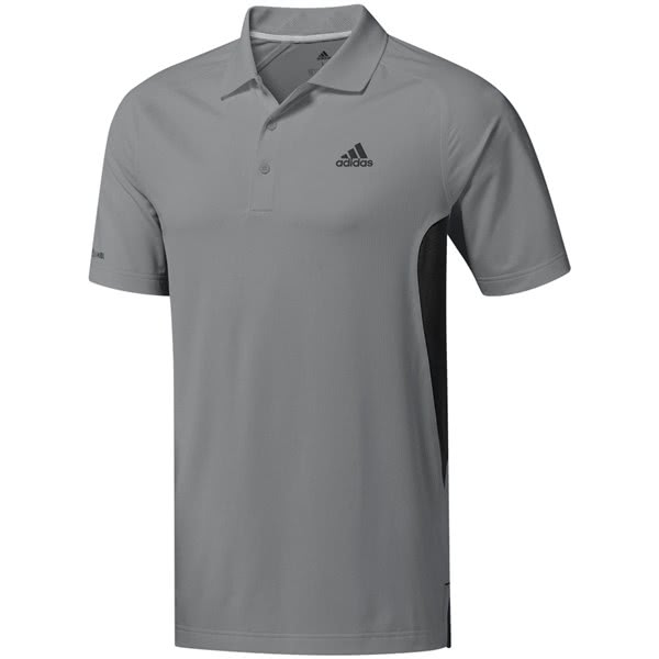 adidas Mens Ultimate 365 Climacool Solid Polo Shirt