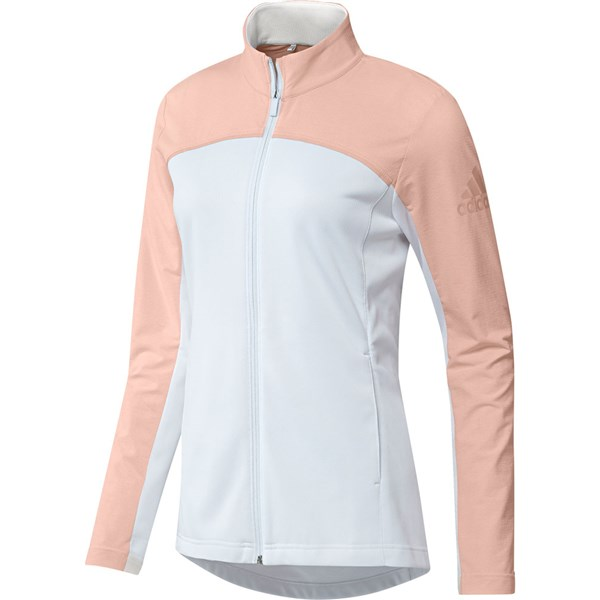 adidas Ladies Go-To Full Zip Jacket
