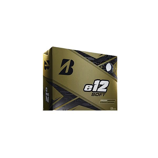 Bridgestone e12 Soft Golf Balls (12 Balls)