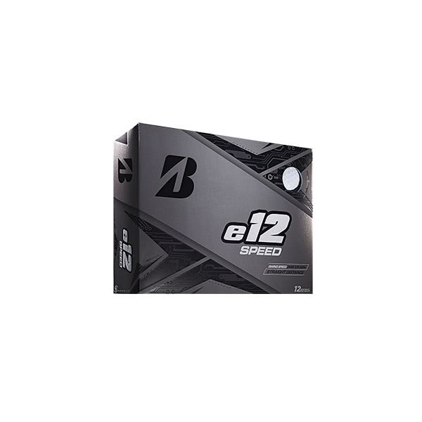 Bridgestone e12 Speed Golf Balls (12 Balls)