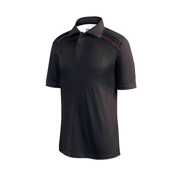 adidas climacool contrast tuck polo shirt