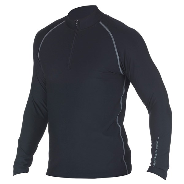 Galvin Green Mens Edison Quarter Zip Skintight Thermal Baselayer
