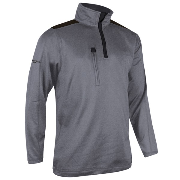 Glenmuir Mens Eltham Long Sleeve Pullover