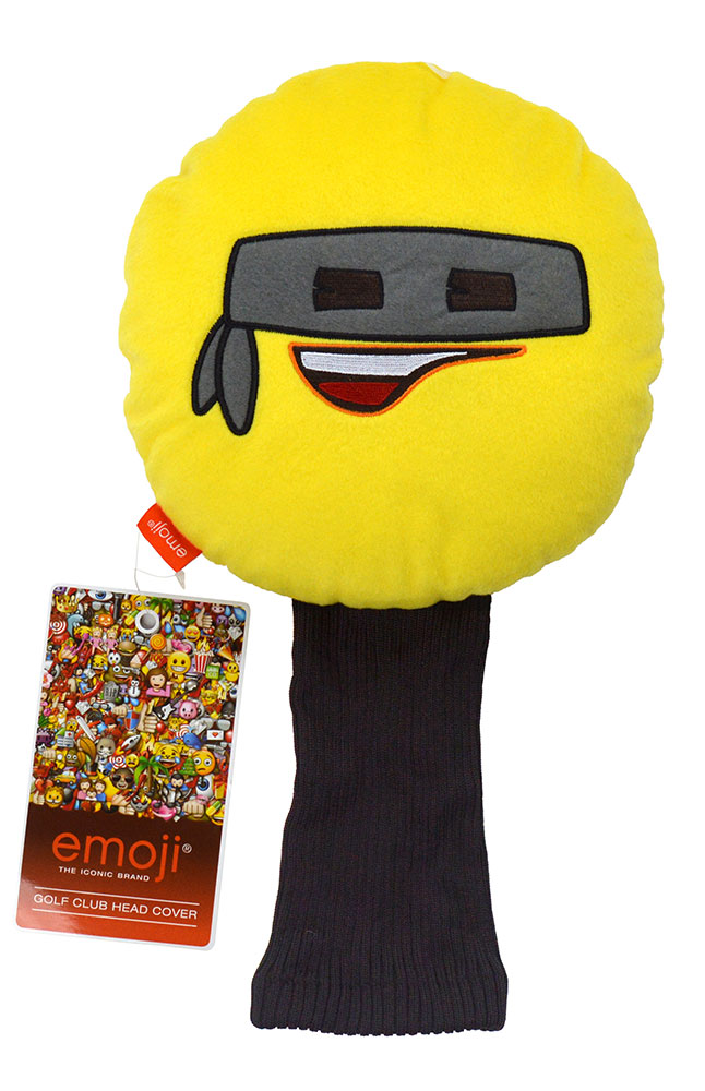 Emoji Face 7 Sunglasses Headcover IksXL45uEz