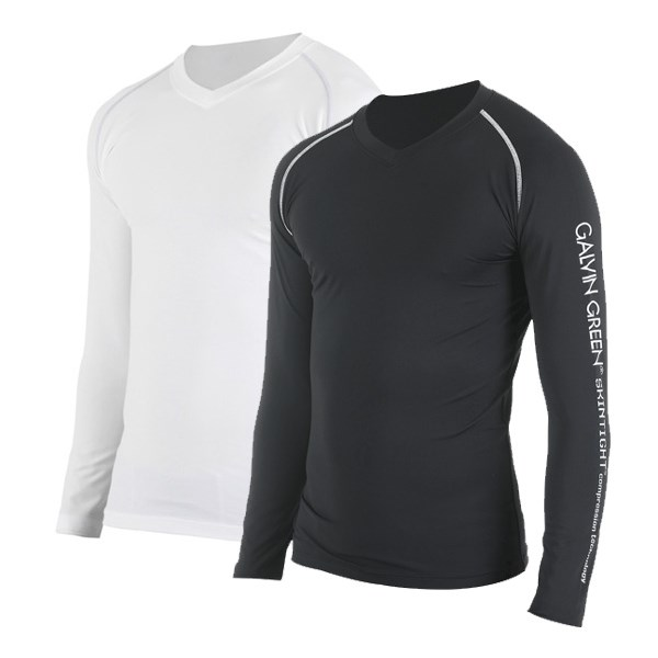 Galvin Green Mens Enzo Skintight Long Sleeve Thermal