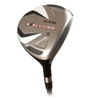 Ram Golf Evolution Fairway Wood  Graphite Shaft