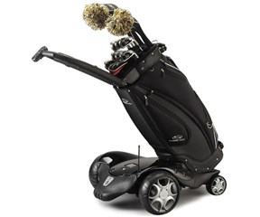 Stewart Golf F1 Lithium Electric Trolley