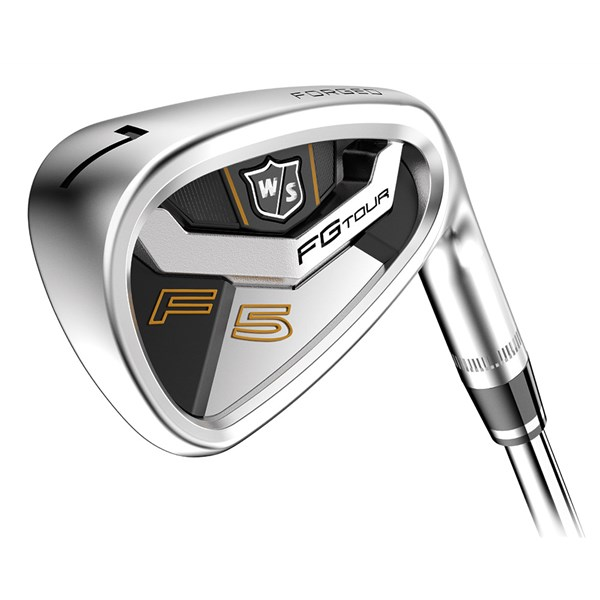 Wilson staff fg tour f irons steel shaft golfonline
