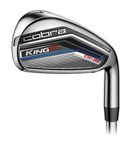 Cobra King F7 One Length Irons  Steel Shaft