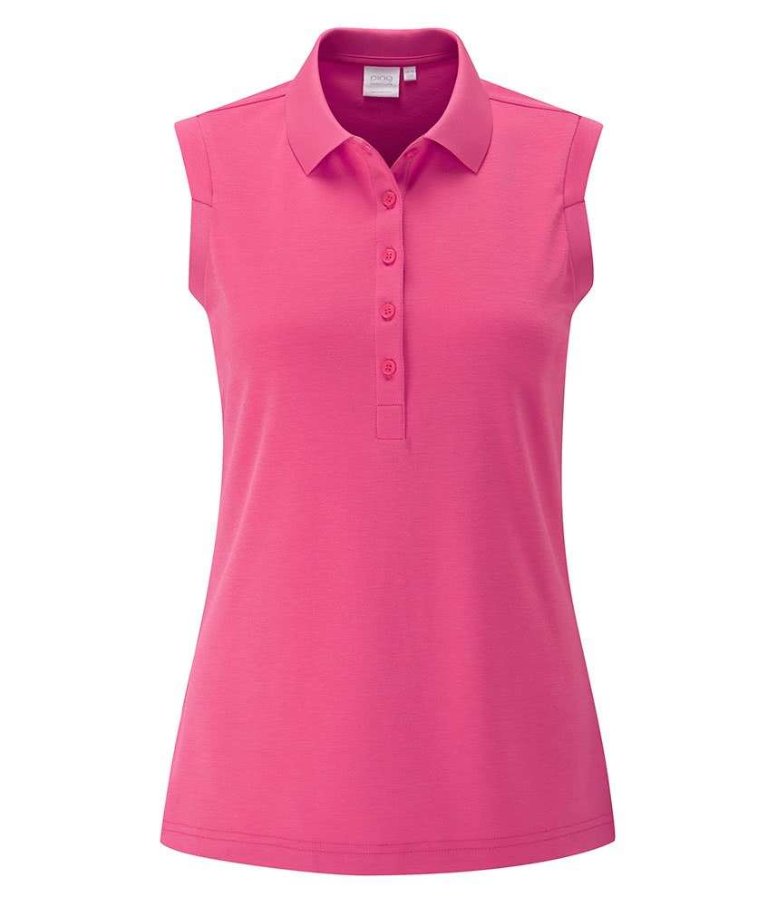 9bd25035 Ping Collection Ladies Faraday Polo Shirt - Golfonline
