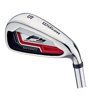 Wilson Fatshaft Accuracy Irons  Steel Shaft