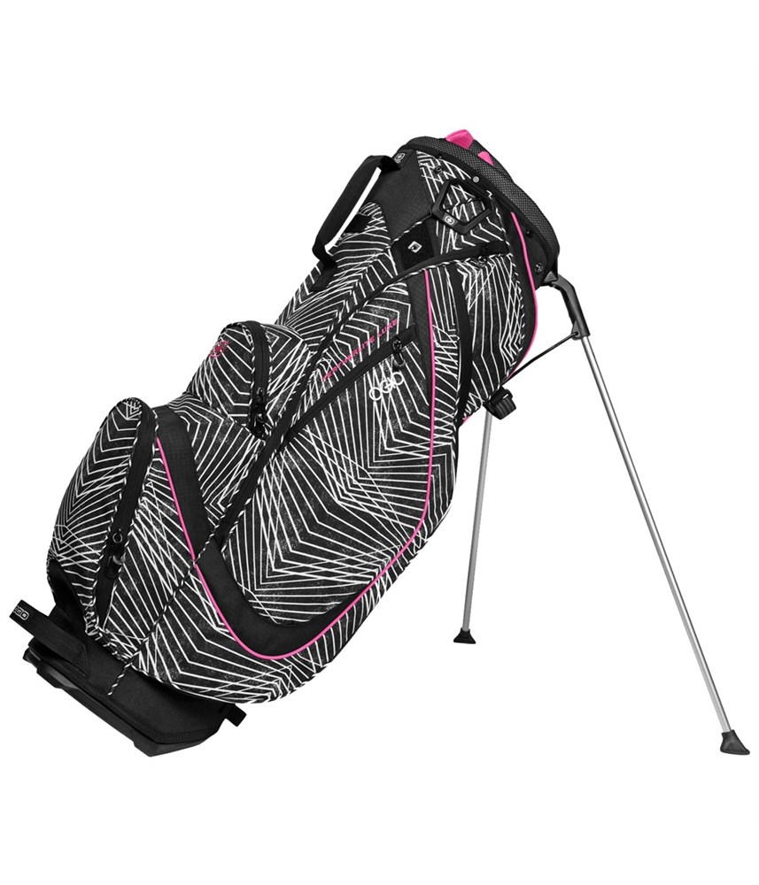 Ogio Featherlite Luxe Stand Bag Golfonline