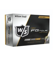 Wilson Staff FG Tour Golf Balls  12 Balls