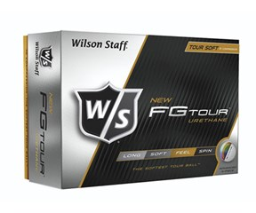 Wilson Staff FG Tour Golf Balls 2015  12 Balls