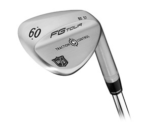 Wilson Staff FG Tour Traction Control Wedges  Tour Sole