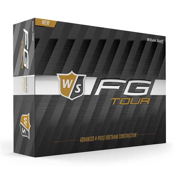 Wilson Staff FG Tour Golf Balls (12 Balls) 2019