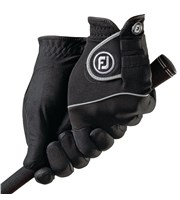 FootJoy Mens RainGrip Golf Gloves - Pair