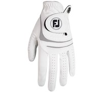 FootJoy Mens WeatherSof Fashion Golf Gloves 2015 (Dove Grey)