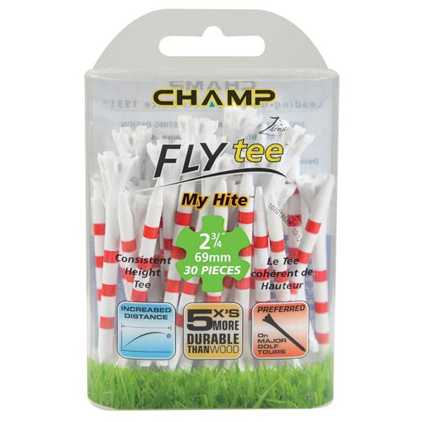 MyHite Fly Tees (30 Pack)