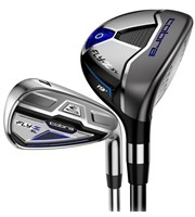 Cobra Fly-Z XL Hybrid Combo Irons Set  Graphite Shaft