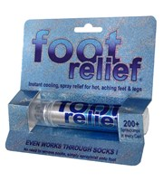 Solar Sport Instant Foot Relief Spray