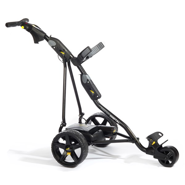 Powakaddy Freeway Digital Lithium Electric Trolley 2012