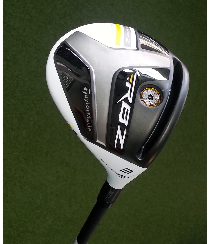 Taylormade Rbz Stage  Tour Fairway Wood Review