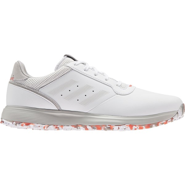 adidas Mens S2G Spikeless LEA Golf Shoes
