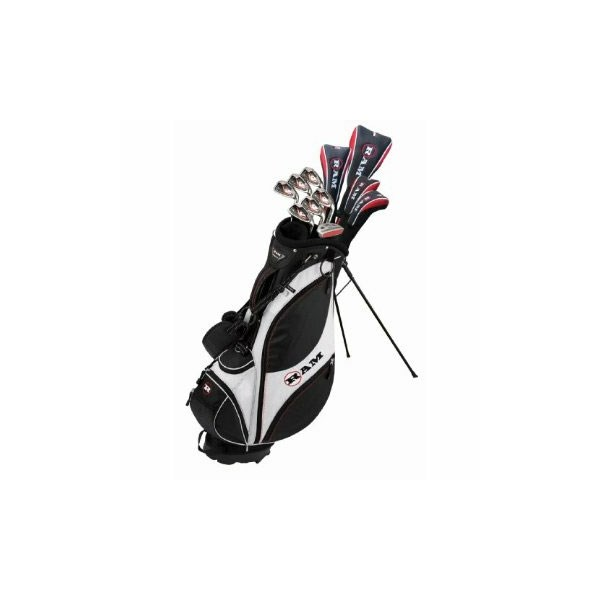 Ram Mens FX 500 Golf Package Set (Complete Graphite)