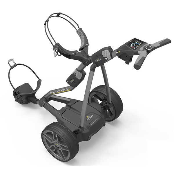 Powakaddy FW7s EBS Electric Trolley with Lithium Battery 2019