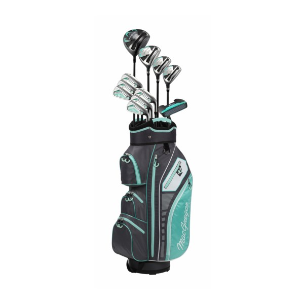 Macgregor Ladies DCT3000 Golf Package Set (Graphite Shaft)