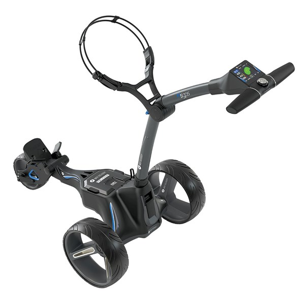 Motocaddy M5 GPS Electric Trolley with Lithium Battery 2020