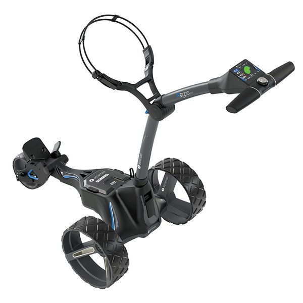 Motocaddy M5 GPS DHC Electric Trolley with Lithium Battery 2020