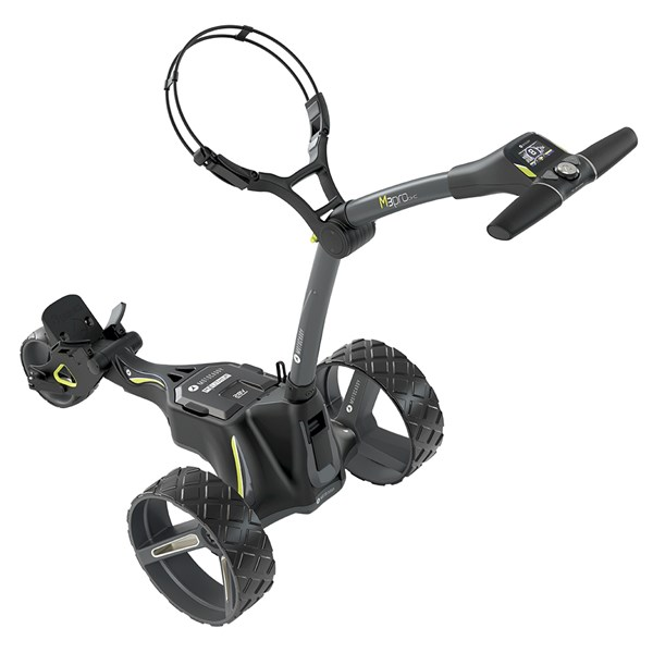 Motocaddy M3 Pro DHC Electric Trolley with Lithium Battery 2020