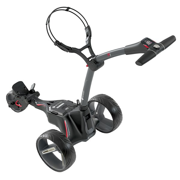 Motocaddy M1 Electric Trolley with Lithium Battery 2020