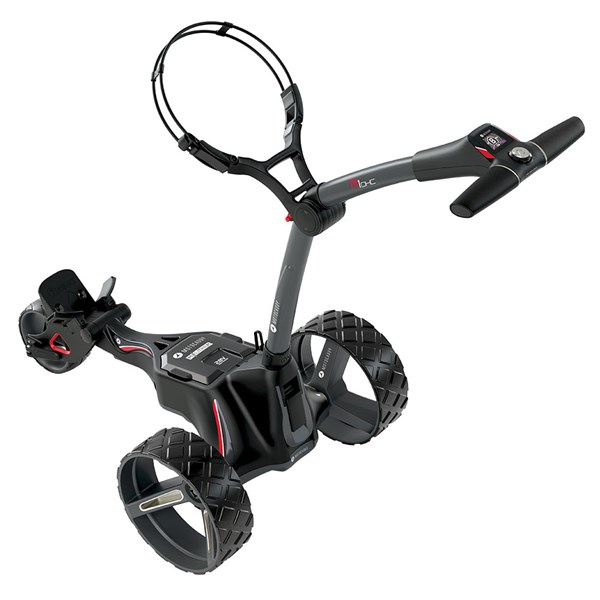 Motocaddy M1 DHC Electric Trolley with Lithium Battery 2020
