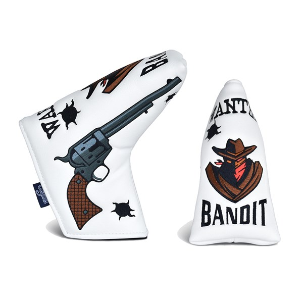 Originals Golf Bandit Putter Headcovers