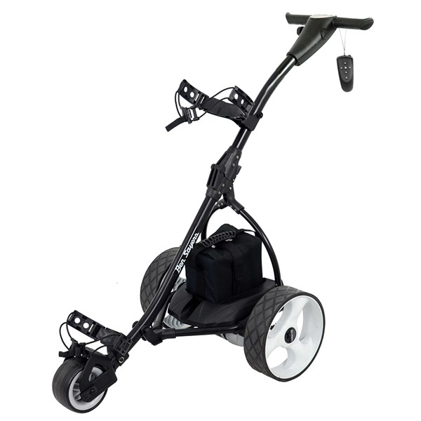 Ben Sayers Remote Control Electric Trolley with Lead Acid Battery (Includes Free Accessories)